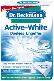 Active white sheets