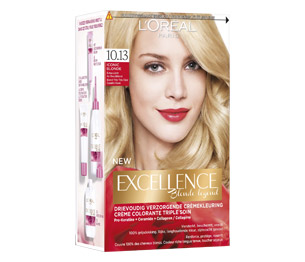 Loreal Paris Excellence Blonde Legend 10.13 Extra Licht As Goudblond Stuk