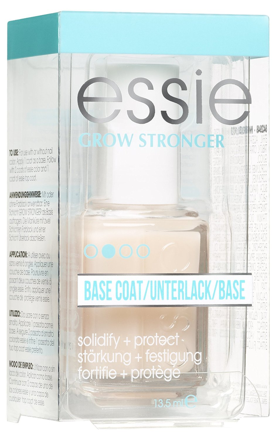 Essie Nagellak Base Coat Grow Stronger 13,5ml