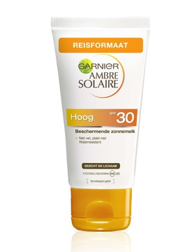 Garnier Ambre Solaire On The Go Tube Factor(spf)30 50ml