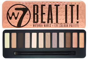 W7 Oogschaduw Palette Beat It!