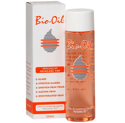 Bio Oil Verzacht Littekens, Huidstriemen En Pigmentvlekken 200ml