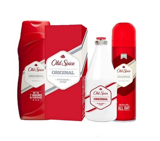 Old Spice Combi Deal aftershave deo en douche
