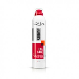 Studio Line Fix & Shine 24H Fixing Spray Super Strong
