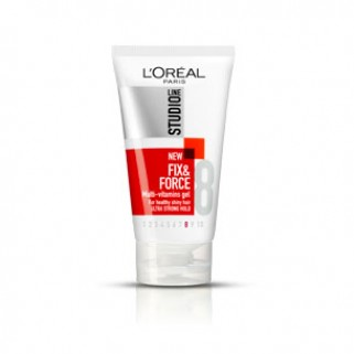 Studio Line Fix & Force Gel Super Strong L8