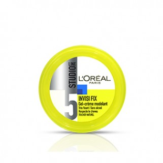 Studio Line Invisi Fix 24H Modelling Gel Cream