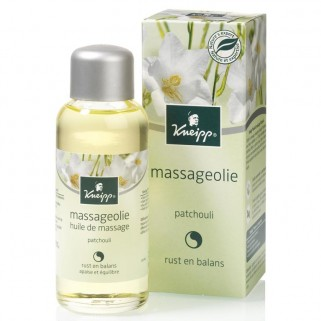 Kneipp Massageolie Patchouli