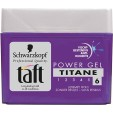 Taft Titane Power Gel pot