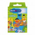 Dermo Care Pleisters Sesamstraat