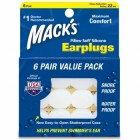 Mack's Earplugs 6 paar