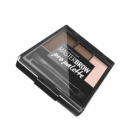 Maybelline Eyebrow Master Brow Palette 4 Deep Brown