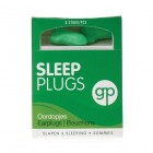 Get Plugged Earplugs Sleep Plugs 3 paar