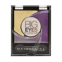 Maybelline Oogschaduw Big Eyes 05 Luminous Purple