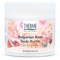 Therme Bulgarian Rose Body Butter 250 ml