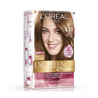 Excellence 6.3 Donker Goudblond