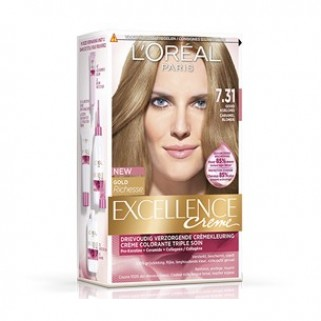 Excellence 7.31 Goud Asblond