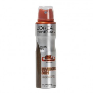 Men Expert Deo Spray Invisible Ato