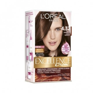 Excellence 4.32 Sol. Dark Brown