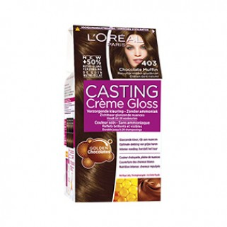 Casting Creme Gloss 403 Choco Cookie Muffin