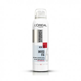 Studio Line Invisi Fix Micro Diffusion Spray L6