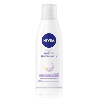 Nivea Visage Reinigingsmelk Sensitive