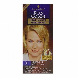 Poly Color Creme Haarverf 31 Lichtblond