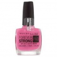 Maybelline Nagellak Forever Strong 170 Flamingo Pink