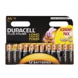Duracell Plus Power AA 12 batterijen