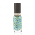 L'oreal Nagellak Color Riche Top Coat 928 Oulala Blue