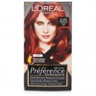 Preference Recital 6,66 Ombre Color Red
