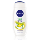 Nivea Douche 250 ml Free Time