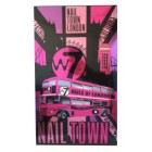 W7 Nail Town collection Kalender 8 Stuks