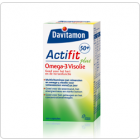 Davitamon Actifit 50+ Plus Omega3 60 cap