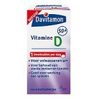 Davitamon Vitamine D 50+ 120 smelttabl