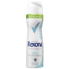 Rexona Deo Spray 75ml Compressed Invisible Aqua