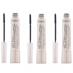 L'Oreal Mascara Combi Deal 3 x Telescopic Black