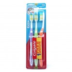 Colgate 2+1 gratis Tandenborstels Extra Clean Medium