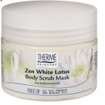 Therme Scrub Mask Zen White Lotus