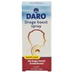 Daro Spray 25 ml Droge Hoest