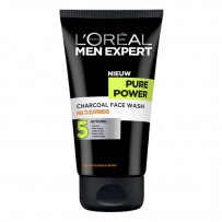 Men Expert Pure Power Reinigingsgel Charcoal