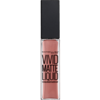 Maybelline Lip Vivid Matte Liquid 05 Nude Flush