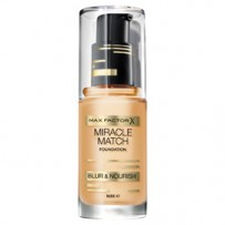 Max Factor Foundation Miracle Match 047 Nude