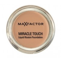 Max Factor Foundation Miracle Touch 045 Warm Almond