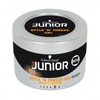 Junior Power Styling Style 'N Freeze Gel L5