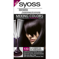 Syoss Mixing Colors 1-13 Black Berry Mix
