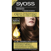 Syoss Oleo Intense Color 4-18 Mokkabruin