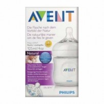 Philips AVENT Zuigfles 125ml Natural
