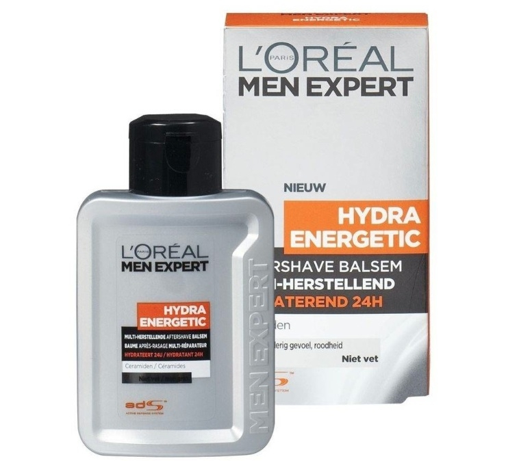 Loreal Paris Men Expert Aftershave Balsem 24h Ceramiden 100ml
